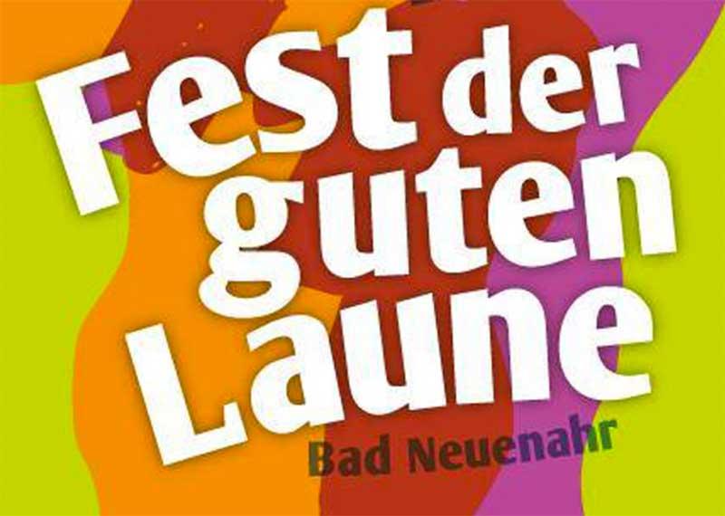 Fest der guten Laune in Bad Neuenahr Ahrweiler