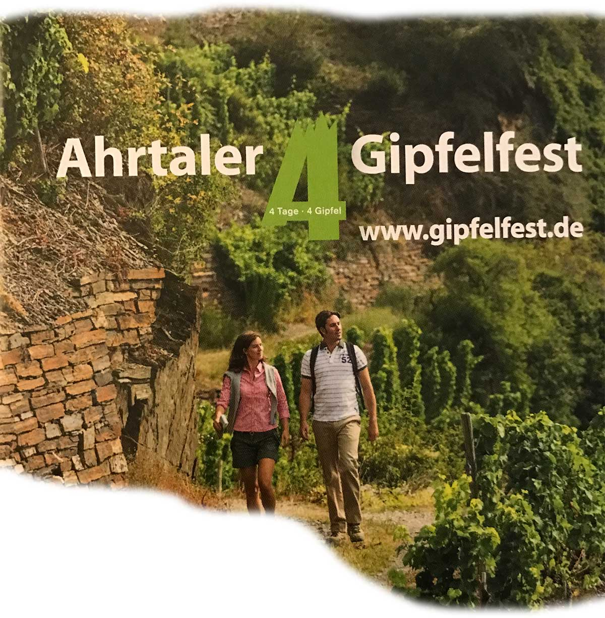 Ahrtaler Gipfelfest, 4 Tage 4 Gipfel im Ahrtal