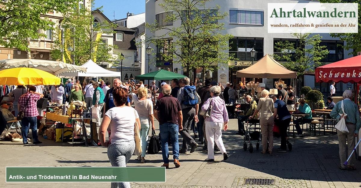 Antik- und Trödelmarkt Bad Neuenahr