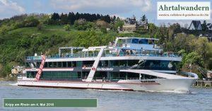 Kripp am Rhein am 4.5.2016