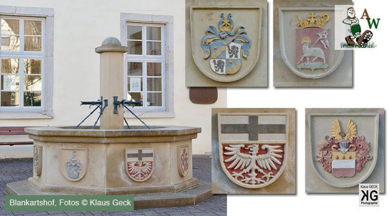 Blankartshof in Ahrweiler, Fotos Klaus Geck