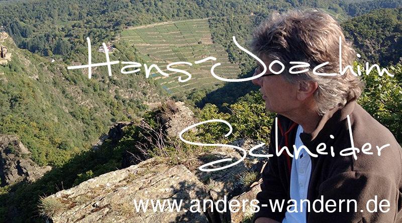 Hans-Joachim Schneider von anders-wandern.de