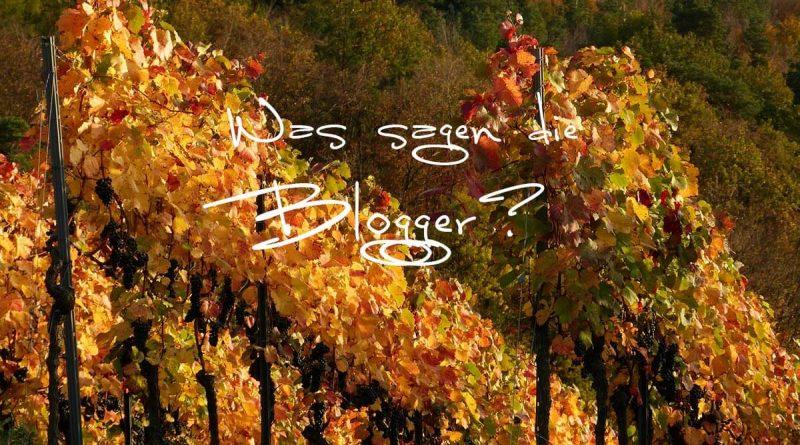 Was sagen Blogger zum Ahrtal Ahrtalblogger