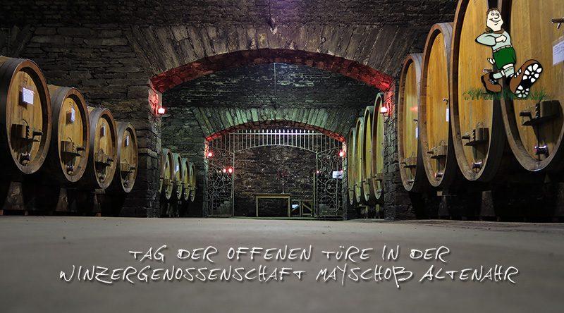 Winzergenossenschaft Mayschoß Altenahr, Tag der offenen Türe am 26.03.2017