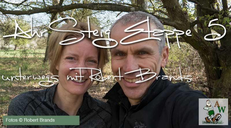 Ahr Steig Etappe 5 mit Wanderblogger Robert Brands