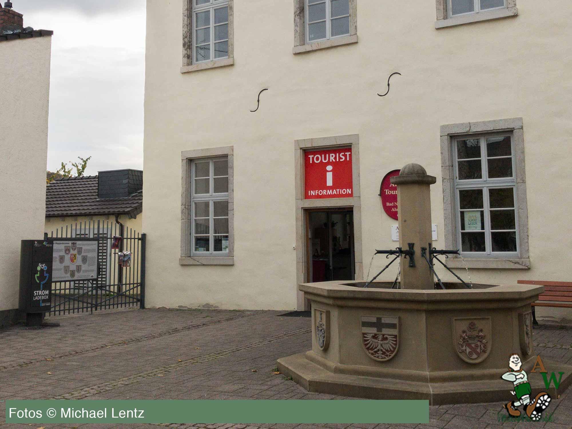 E-Bike Ladestation Bad Neuenahr, Stadtteil Ahrweiler, Blankartshof