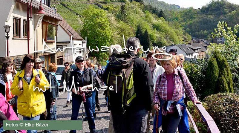 Ahrtal Wanderung mit Michael von Elke Bitzer für Ahrtalwandern